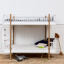 Kids-Bunk-Bed-Oak-White-Ladder-End-Oliver-Furniture.jpg