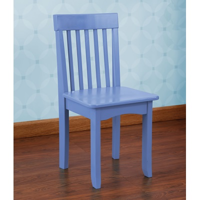 KIDS AVALON CHAIR in Cornflower Finish