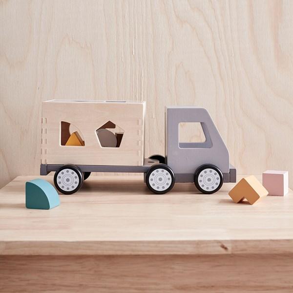 Kids Concept Children's Aiden Wooden Shape Sorter Truck