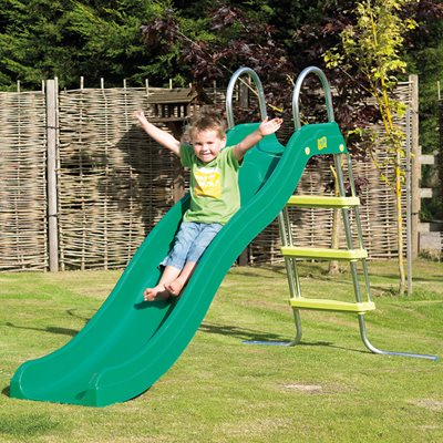 TP TOYS CRAZYWAVY CHILDREN'S SLIDE AND STEPS