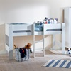 Flexa Modern Mid Sleeper Bed for Kids
