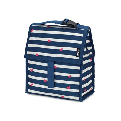 PACKIT KIDS FREEZABLE COOL BAG in 'Be Mine' Design