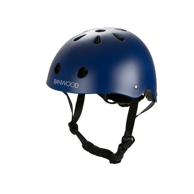 Banwood Kids Cycle Helmet in Navy Blue
