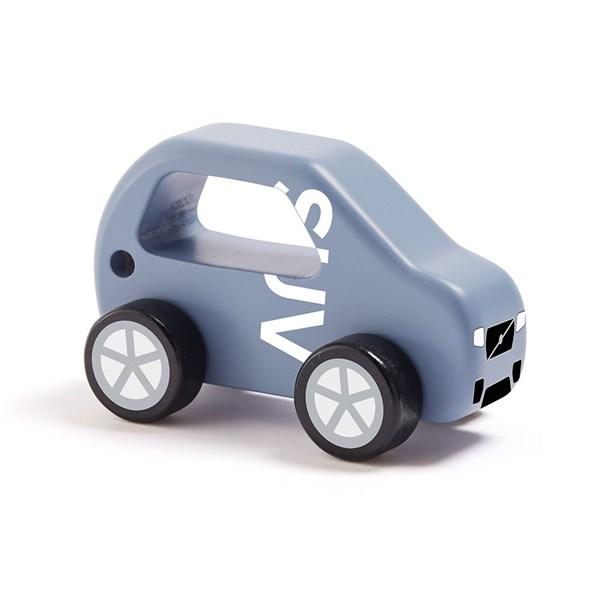 Children's Wooden SUV Toy Car