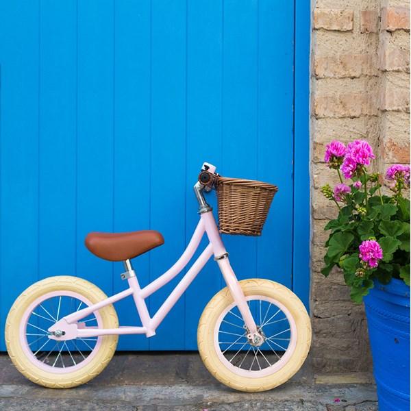 Banwood First Go! Balance Bike in Pink