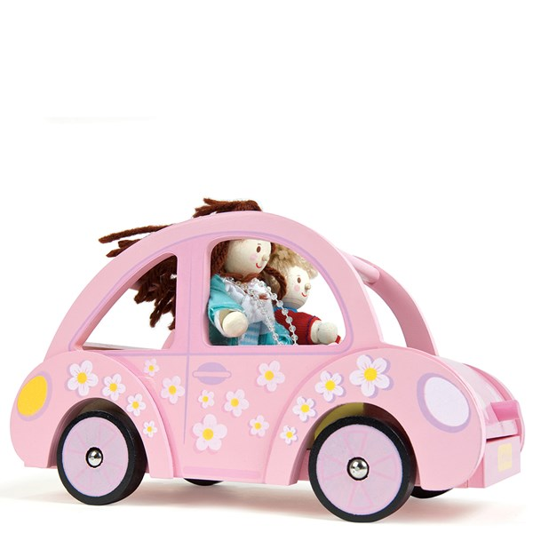 Le Toy Van Dolls House Sophie's Car Toy