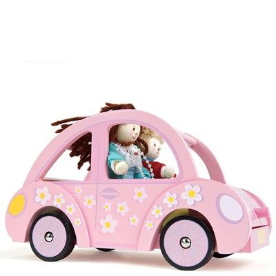 Le Toy Van Dolls House Sophie's Car