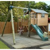 Kids Poppy Playhouse with Activity Centre (optional)