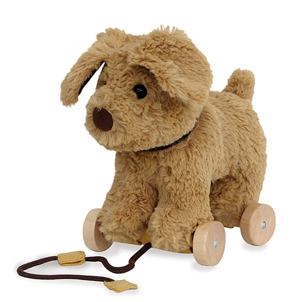Dexter Dog Pull Along Kids Toy