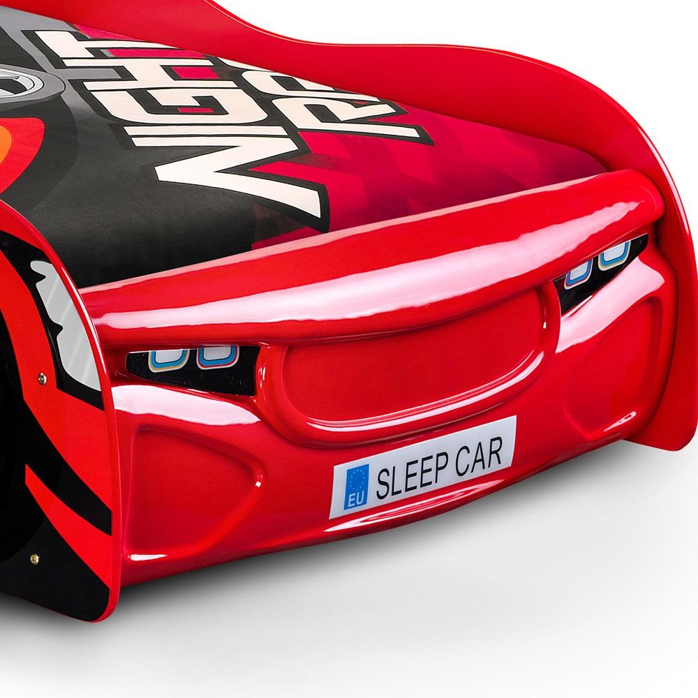 kids fun scorpion race car bed