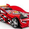 Fun Toddler and Kids Race Car Bed