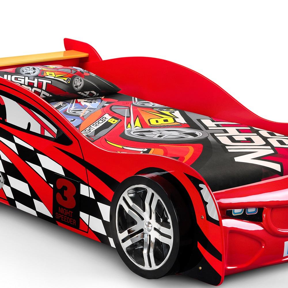Scorpion kids race car bed by julian bowen julian bowen for Motor racing for kids