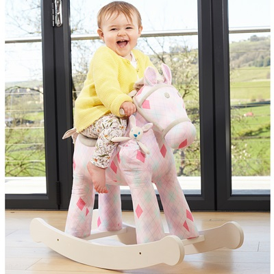 FLORENCE & FLOOP ROCKING HORSE