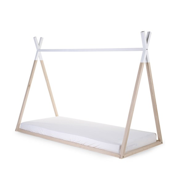 Childrens Wooden Single Bed Frame