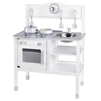 Incroyable Kids Toy White Wooden Kitchen ...