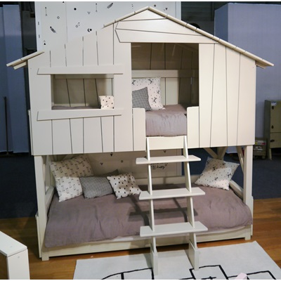 Kids Bedroom House kids treehouse bunkbed - mathybols | cuckooland