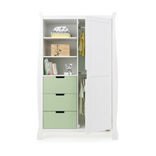 Kids-Wardrobe-in-Green-and-White.jpg