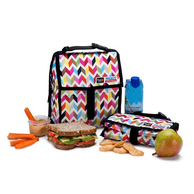 PACKIT KIDS FREEZABLE COOL BAG in 'Ziggy' Design