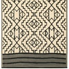 Reversible Outside Rug for Patio