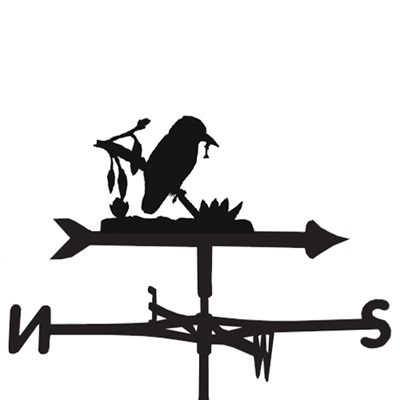 WEATHERVANE in Kingfisher Design