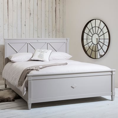 KISS KING SIZE BED FRAME by Frank Hudson