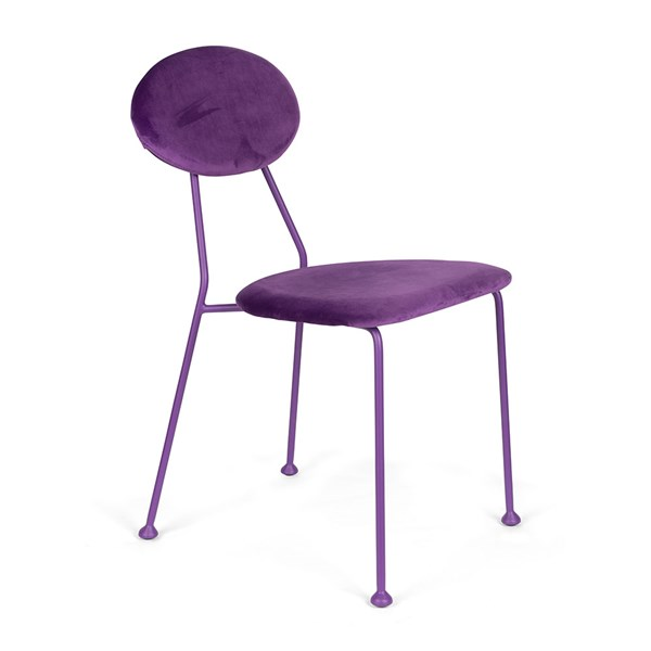 Bold Monkey Pair of Kiss The Froggy Chairs