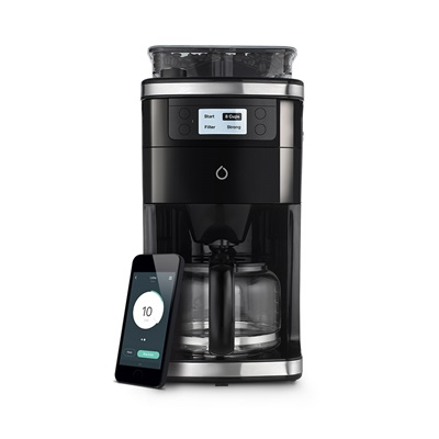 SMARTER WI-FI COFFEE MACHINE