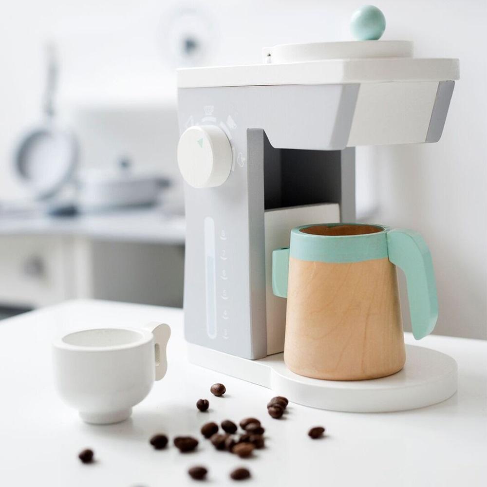 Kitchen Toy Coffee Maker Play Set Jpg