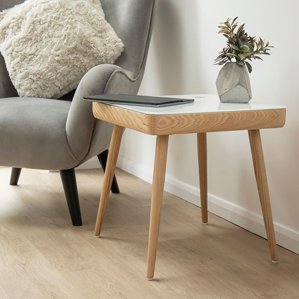 Koble Carl Smart Side Table