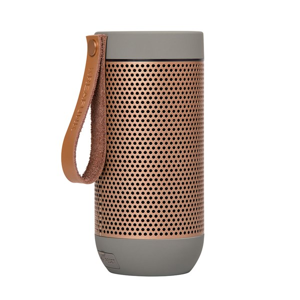 aFunk Portable Bluetooth Speaker in Cool Grey