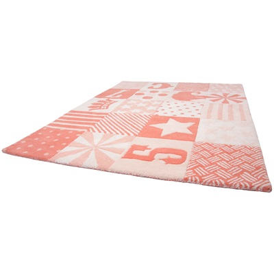 KIDS DECORATIVE RUG in Circus Design