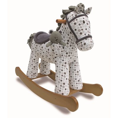 DYLAN & BOO ROCKING HORSE