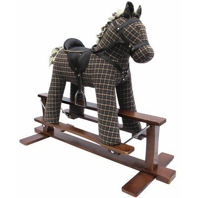 TENNYSON ROCKING HORSE & GLIDER