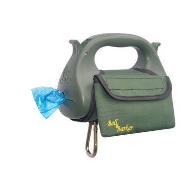 LEASHPOD Multifunctional Dog Lead - Green