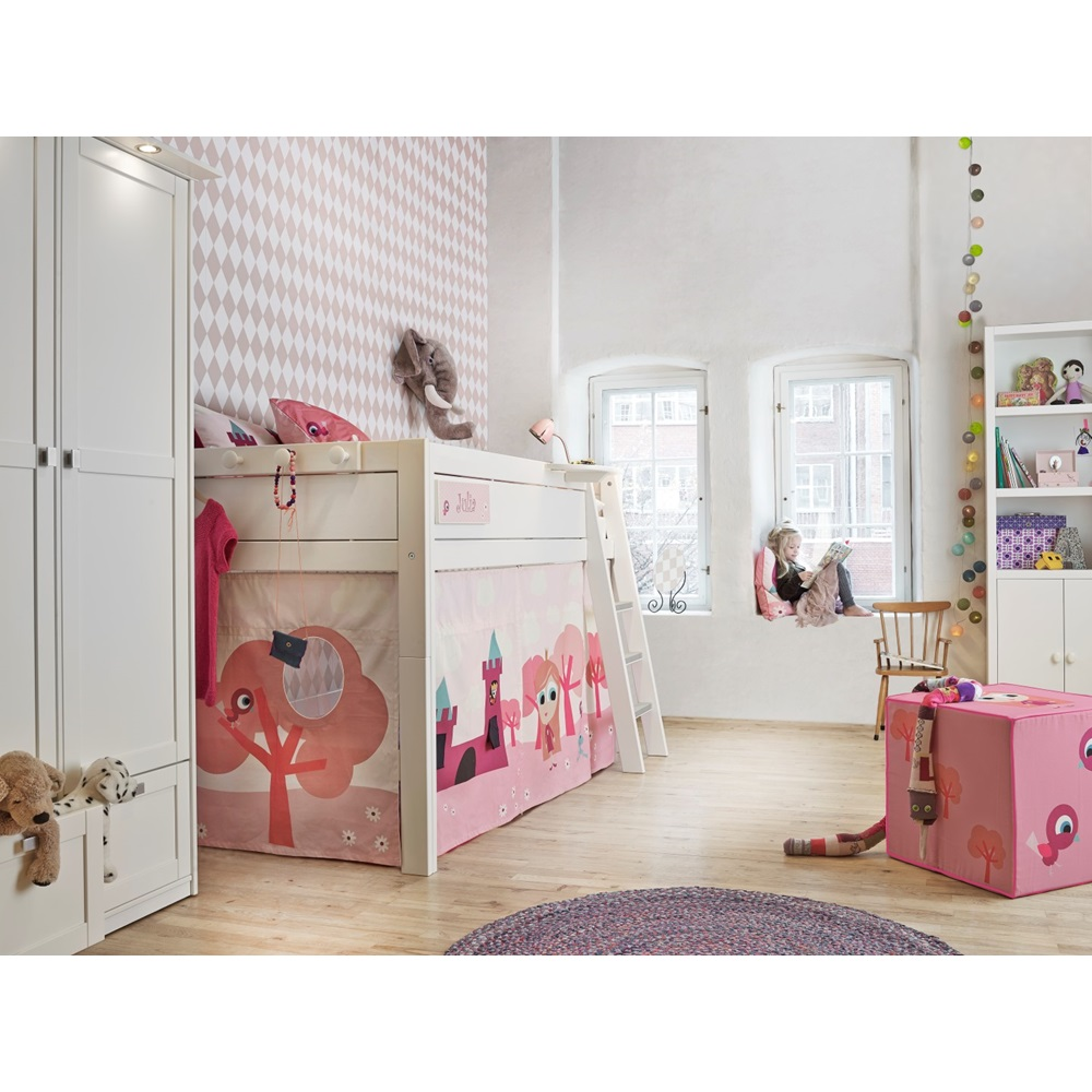 Princess Girls Cabin Bed - Lifetime Furniture | Cuckooland