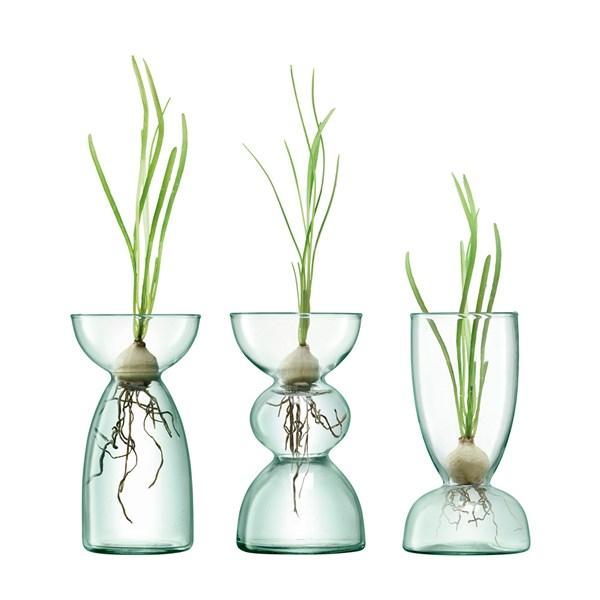 LSA Canopy Trio Vase Set