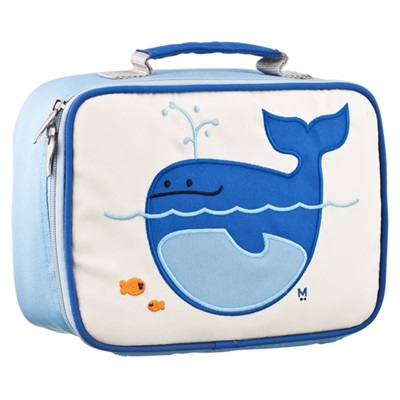 KIDS LUNCH BOX by Beatrix New York in Lucas the Whale