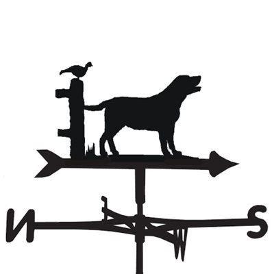 WEATHERVANE in Labrador Design