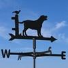 Labrador Dog Windvane
