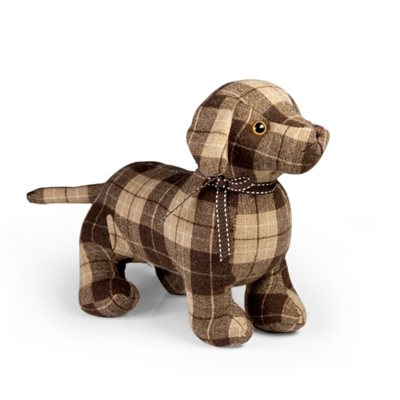 LACEY GOLDEN LABRADOR Dog Animal Doorstop by Dora Designs
