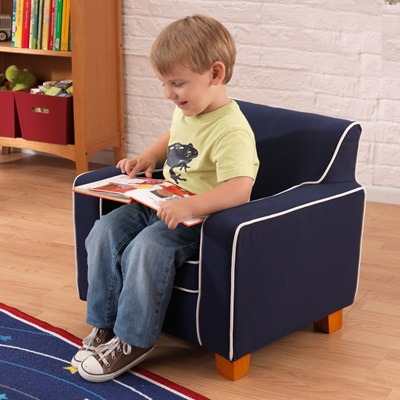 KIDS LAGUNA CHAIR in Navy