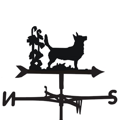 WEATHERVANE in Lancashire Heeler Design