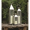 Garden Lighting and Candle Holders