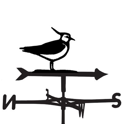 WEATHERVANE in Lapwing Bird Design
