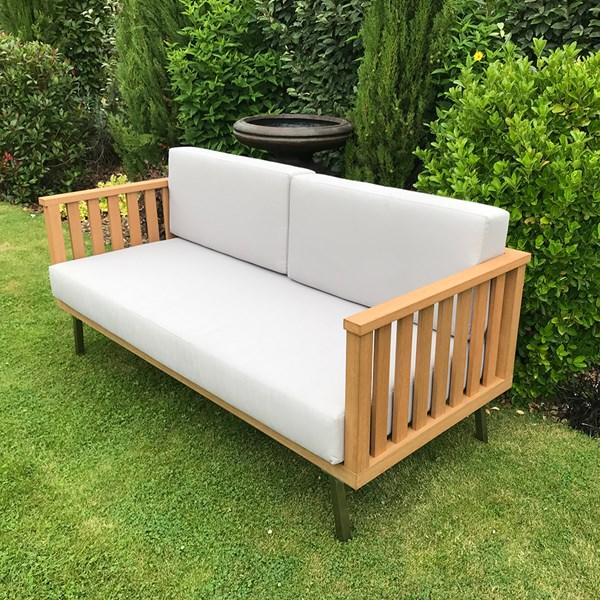 Foremost Veranda Classics Sengl Garden Sofa