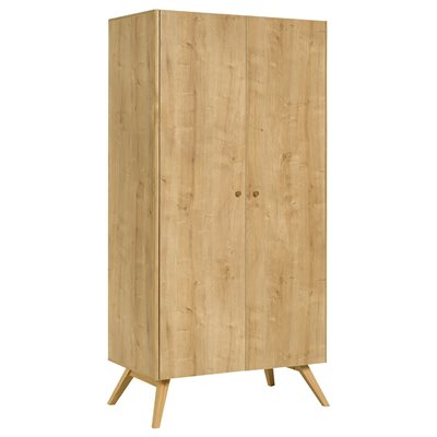 VOX NATURE 2 DOOR WOODEN WARDROBE in Oak Effect