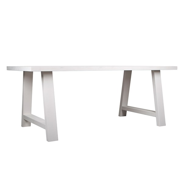 Zuiver A-Framed Dining Table in Contemporary Pine