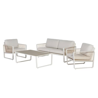 LARGO GARDEN FURNITURE SET by 4 Seasons Outdoor