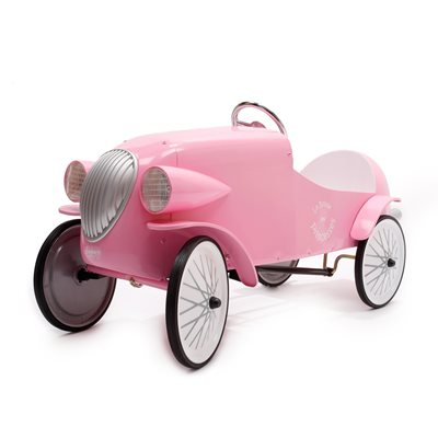 LE MANS PINK RACING PEDAL CAR by Baghera
