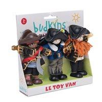 Le Toy Van Budkins Buccaneeers Gift Pack